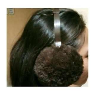 Winter earmuffs