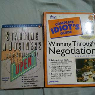 Classic Business books