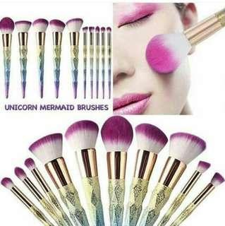 Unicorn Brushes