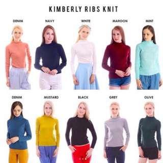 Kimberly Ribs Knit