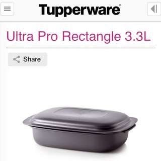 Tupperware Ultrapro oven/microwave/grill cooker