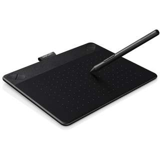 Wacom Intuos Photo Pen and Touch Digital Photo Editing Tablet CTH490