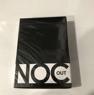 NOC 'out' Playing Cards