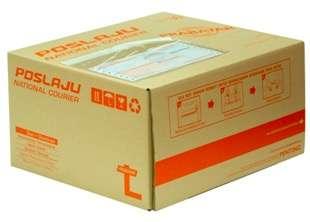 Poslaju Prepaid Box L Size_Max 10kg_With Consignment Note