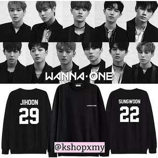 Wanna One Member Sweater