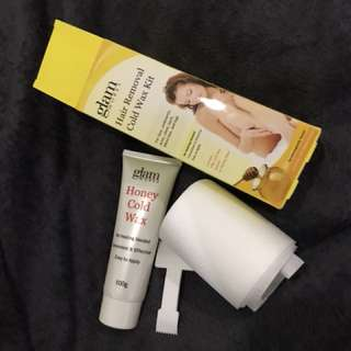 GLAM WORKS Waxing Kit