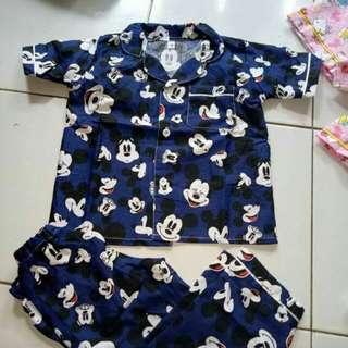 Baju tidur bhn katun jepang