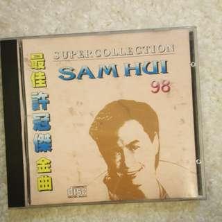 SAM Hui Cd Super Collection 98