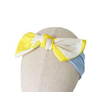 Lemon Tieknot Headband