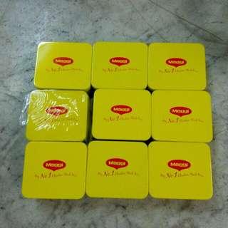 9 Maggi Tin Boxes