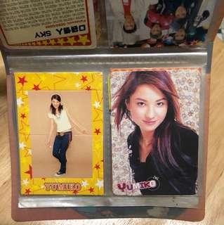 Yumiko Yes Card