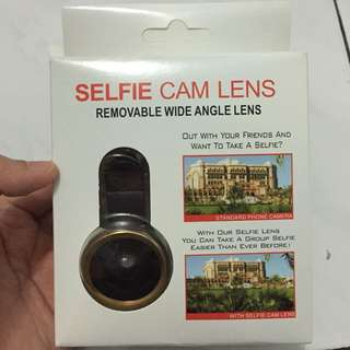 SALE!! Selfie Cam Lens Wide Angle