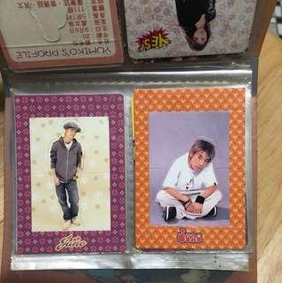 麥浚龍Yes Card