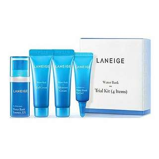 LANEIGE water bank trial kit
