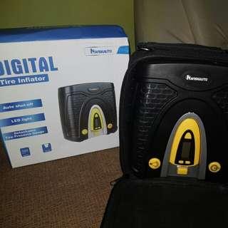 Digital Tire Inflator