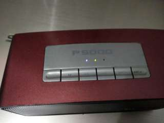 Mini audio box