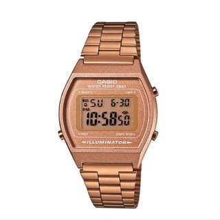 BRAND NEW: Casio Rose Gold