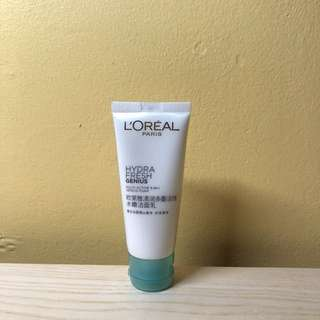 L'Oréal HydraFresh Genius Multi Active 3 in 1 Genius Foam
