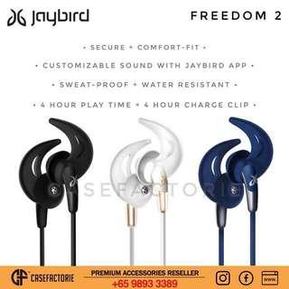 Jaybird Freedom 2 Wireless Sport Headphones