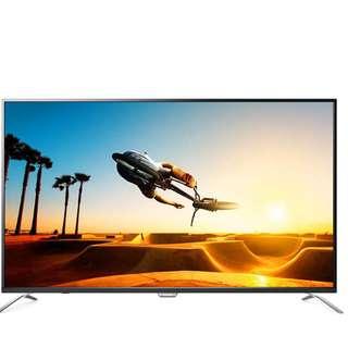 Super slim 4K 7000series Philips 49inch Smart TV