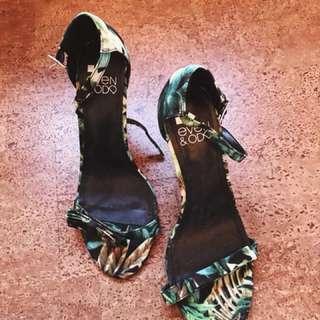 Summer high heels
