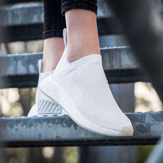 Adidas NMD CS2 PK White Cream Women