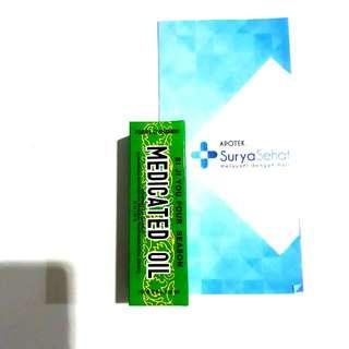 Medicated Oil 40 ml