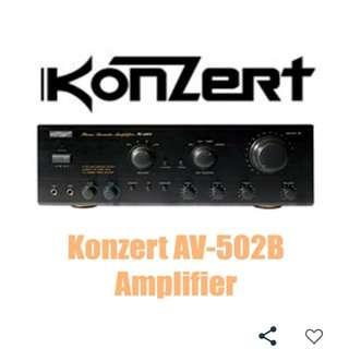 Konzert 502B