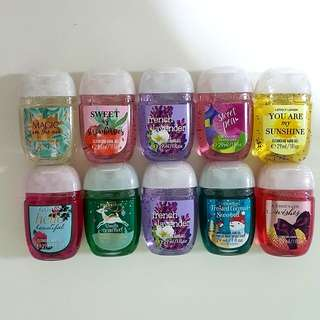 Bath & Body Works Pocketbac Hand Sanitizer