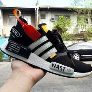 "NMD OFF WHITE ""NAST"""