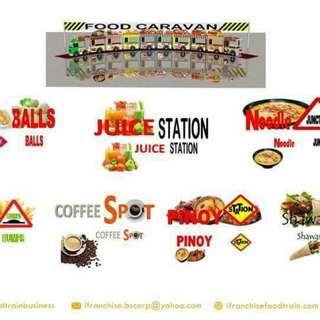 High End kiosk/Foodcart