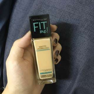 Maybelline Fit Me Matte 228