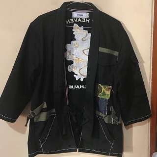 Vagabond jacket MIL Dragon