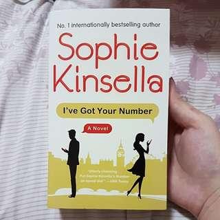 I've Got Your Number -Sophie Kinsella
