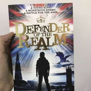 Defender of the Realm. Inclusive normal postage