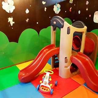 Little Tikes Slide & Hide Tower