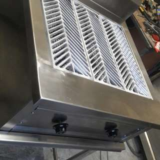 Stainless griller