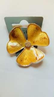 北欧INS风小众品牌 朝圣者pilgrim.Authentic Danish design jewellery brooch, imported from Denmark丹麦胸针