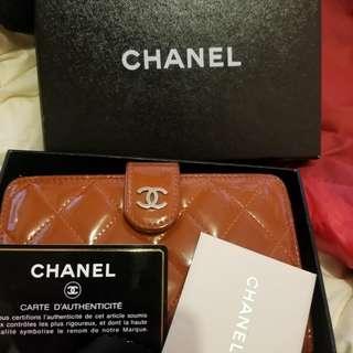 Chanel银包