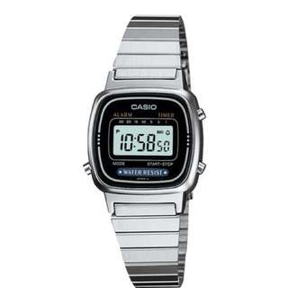 BRAND NEW: Casio Classic Vintage (Silver)