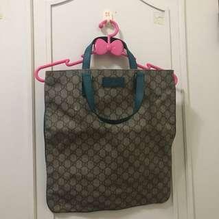 Gucci 手挽文件袋