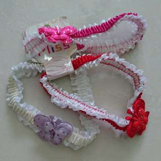 Baby Girl Headband new. Mailed