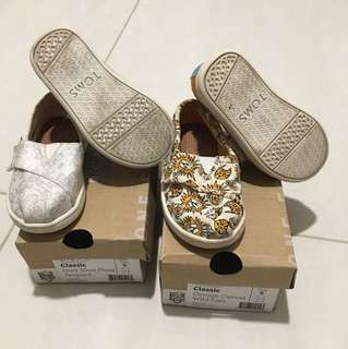 Preloved TOMS Classic for Kids