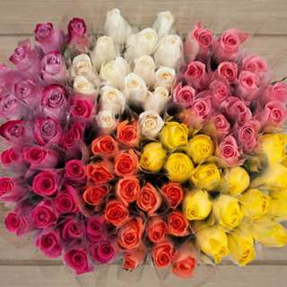 Single Roses Gifts Spread Love in office! - 0122