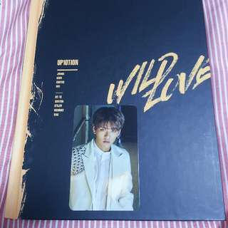 UNSEALED  #UP10TION #WILD_LOVE GYUJIN' SIGN (180127)  RM220  PHOTOCARD ONLY RM40  DM OR WHATSAPP 01139515366