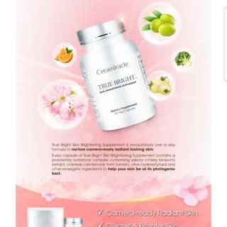 FIRST LIGHT Ceramics Skin Supplement