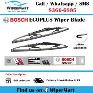 Bosch EcoPlus car wiper blade