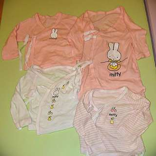 Miffy infant baby wear , miffy BB 衫