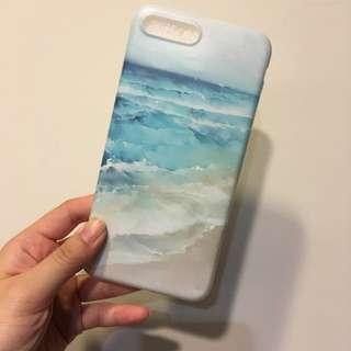 🚚 全新➿夏日海洋I7+/I8+手機殼