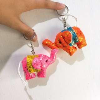 大象鑰匙圈🔑